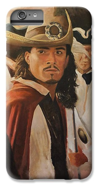 Will Turner IPhone 6 Plus Case