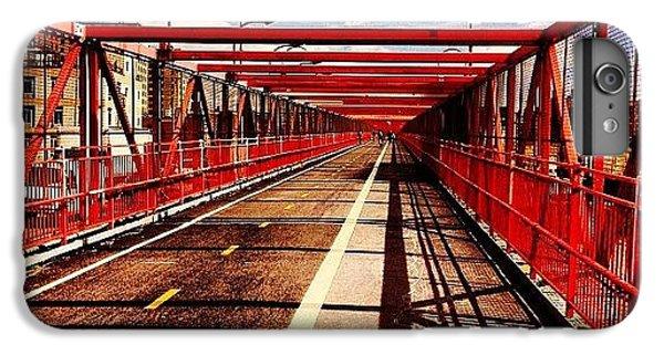 Williamsburg Bridge - New York City IPhone 6 Plus Case