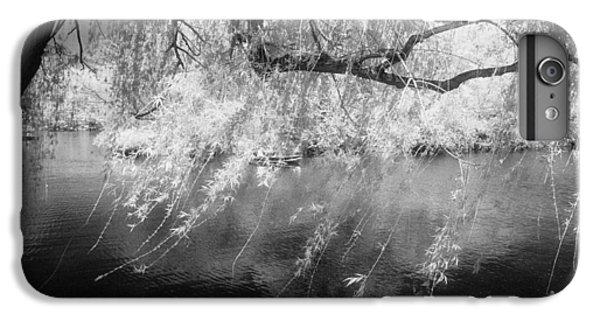Willow Tree Lake II IPhone 6 Plus Case by Dave Beckerman