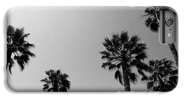 Miami iPhone 6 Plus Case - Wind In The Palms- By Linda Woods by Linda Woods