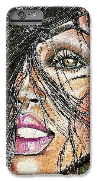iPhone 6 Plus Case - Windy Daze by Artist RiA