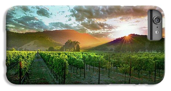 Wine Country IPhone 6 Plus Case