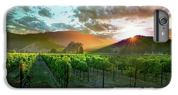 Wine Country IPhone 6 Plus Case