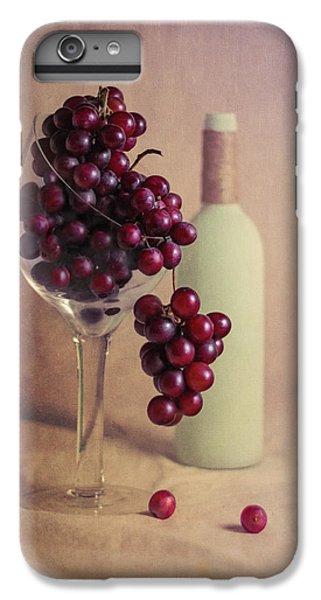 Wine On The Vine IPhone 6 Plus Case by Tom Mc Nemar