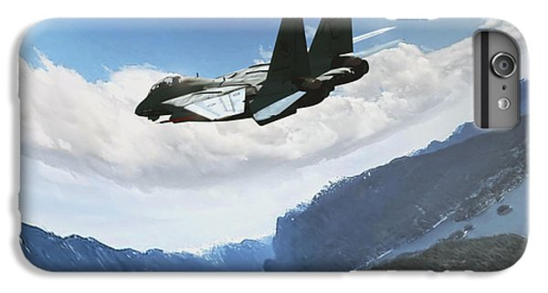 Wingman View IPhone 6 Plus Case by Dorian Dogaru