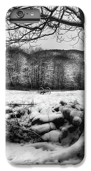IPhone 6 Plus Case featuring the photograph Winter Dreary by Bill Wakeley