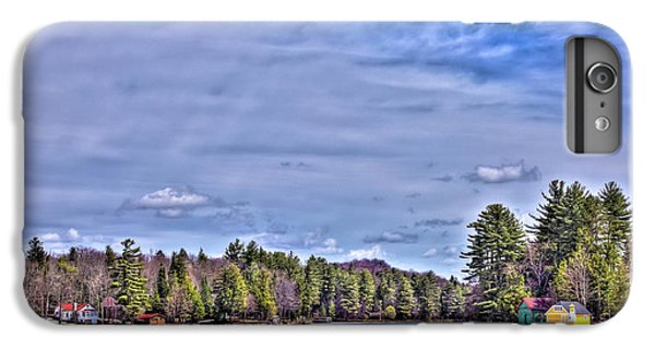 IPhone 6 Plus Case featuring the photograph Winter On The Pond by David Patterson