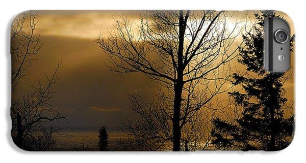 Winter Sunrise 1 IPhone 6 Plus Case by Sebastian Musial