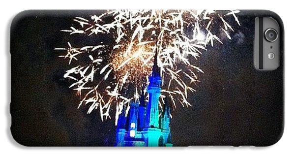 Wishes Fireworks Show IPhone 6 Plus Case by Lea Ward