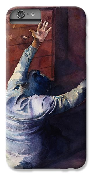Figurative iPhone 6 Plus Case - Woman Of Praise by Lewis Bowman