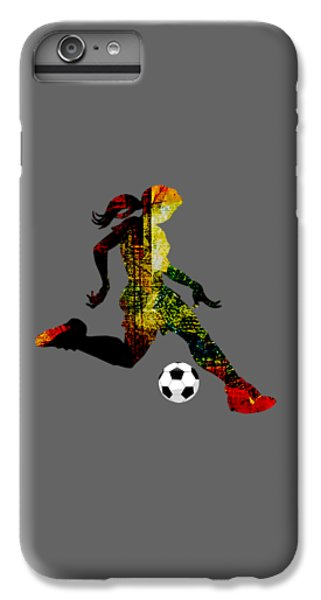 Womens Soccer Collection IPhone 6 Plus Case