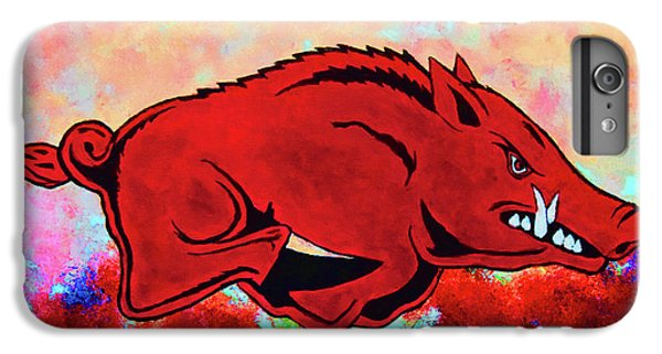 Woo Pig Sooie 3 IPhone 6 Plus Case