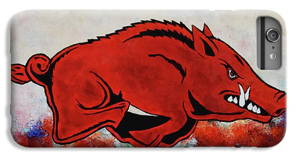 Woo Pig Sooie IPhone 6 Plus Case