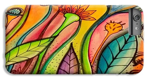 iPhone 6 Plus Case - Working On A Bunch Of Pieces For by Robin Mead