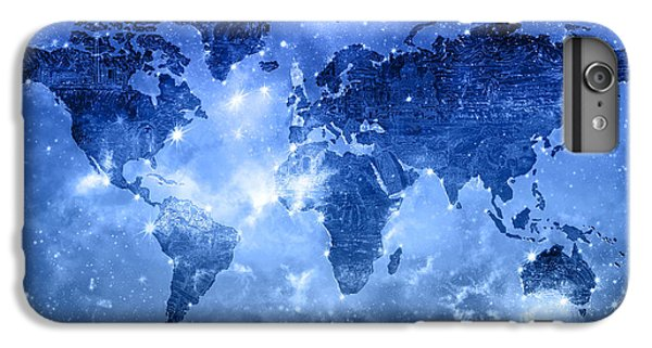 World Map Wallpaper IPhone Plus Cases Fine Art America - World map iphone 6 wallpaper
