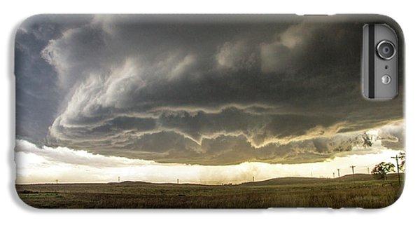 Nebraskasc iPhone 6 Plus Case - Wray Colorado Tornado 021 by NebraskaSC