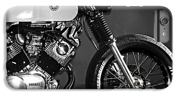Yamaha Cafe Racer IPhone 6 Plus Case by Marvin Blaine