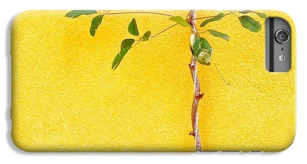 iPhone 6 Plus Case - Yellow #2 by Julie Gebhardt