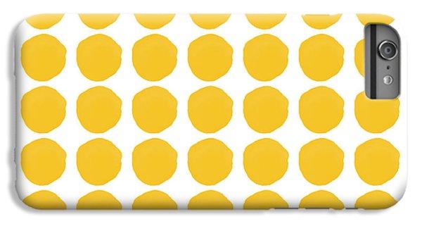 mustard yellow iphone 6s case