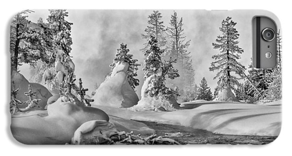 Yellowstone In Winter IPhone 6 Plus Case
