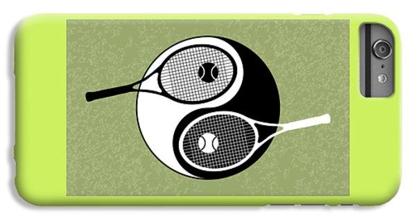 Yin Yang Tennis IPhone 6 Plus Case