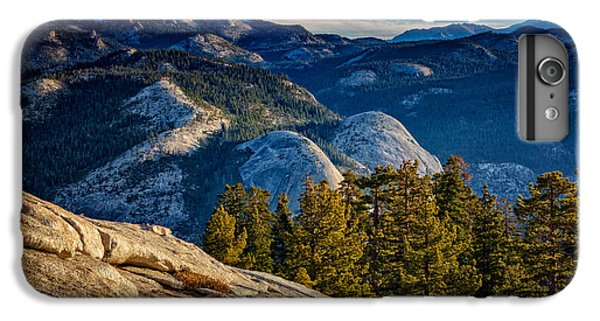 Yosemite Morning IPhone 6 Plus Case