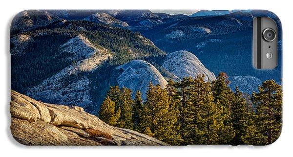 Yosemite Morning IPhone 6 Plus Case by Rick Berk