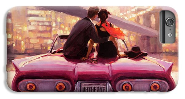 Brooklyn Bridge iPhone 6 Plus Case - You Are The One by Steve Henderson