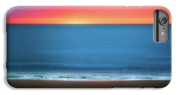 Pacific Ocean iPhone 6 Plus Case - Beach At Sunrise by Tom Mc Nemar