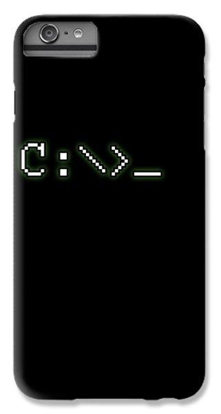 Mainframe Computer iPhone 6 Plus Cases   Fine Art America