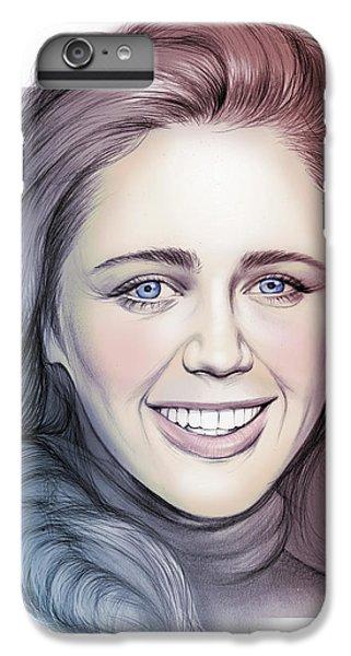 Daisy iPhone 6 Plus Case - Daisy Head by Greg Joens