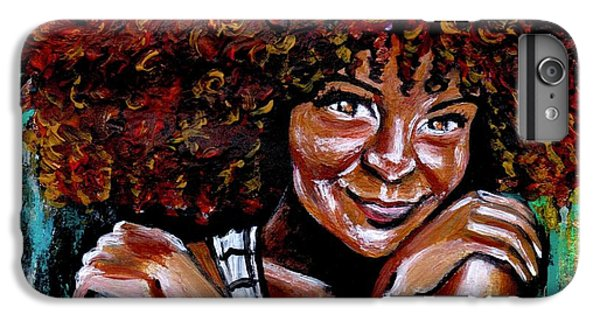iPhone 6 Plus Case - Embraced by Artist RiA