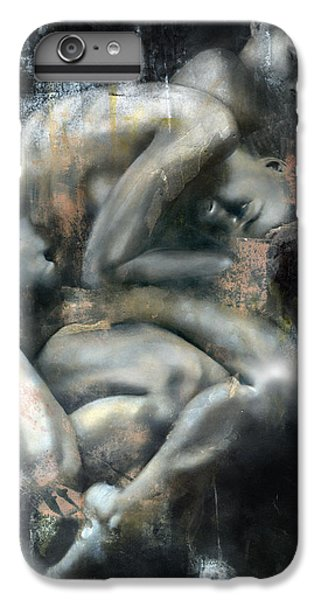 Figurative iPhone 6 Plus Case - Equinox by Patricia Ariel