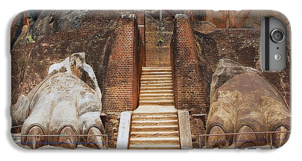 Lion iPhone 6 Plus Case - Exterior Of The Entrance To The by Dmitry Chulov