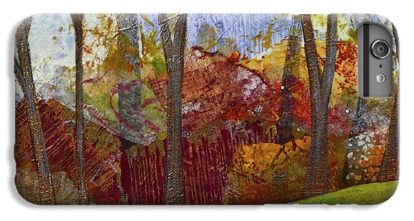 Barren iPhone 6 Plus Case - Fall Colors II by Shadia Derbyshire