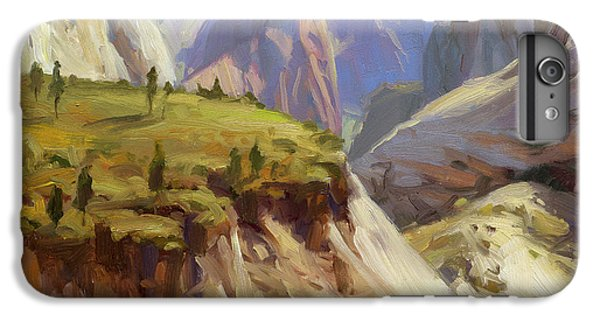 Nature Trail iPhone 6 Plus Case - High On Zion by Steve Henderson