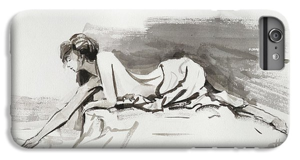 Figurative iPhone 6 Plus Case - Introspection by Steve Henderson