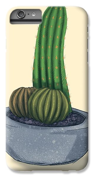 Nature iPhone 6 Plus Case - Little Prick by Ludwig Van Bacon