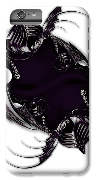 Momentary Impression Of Undefined Abstraction IPhone 6 Plus Case
