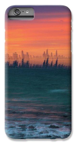 Pacific Ocean iPhone 6 Plus Case - Ocean Motion by Az Jackson