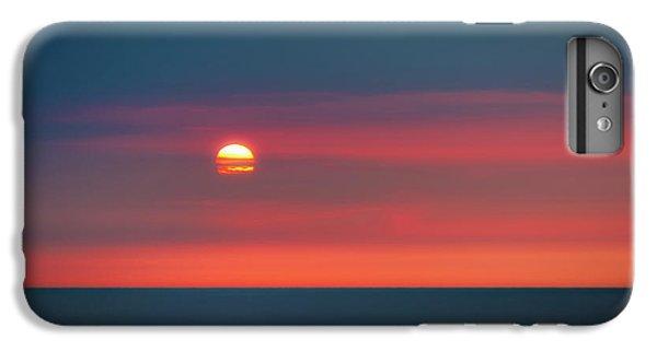 Pacific Ocean iPhone 6 Plus Case - Ocean Sunrise by Tom Mc Nemar