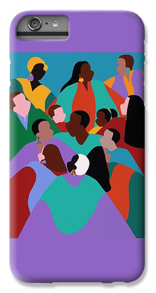 iPhone 6 Plus Case - Resilience by Synthia SAINT JAMES