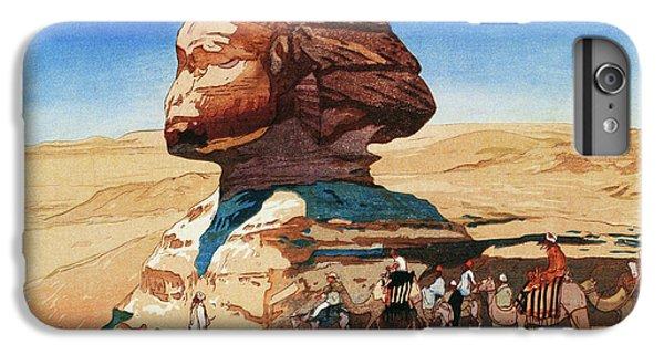 Barren iPhone 6 Plus Case - Sphinx - Digital Remastered Edition by Yoshida Hiroshi