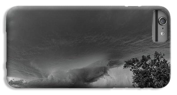 Nebraskasc iPhone 6 Plus Case - Storm Chasin In Nader Alley 007 by NebraskaSC