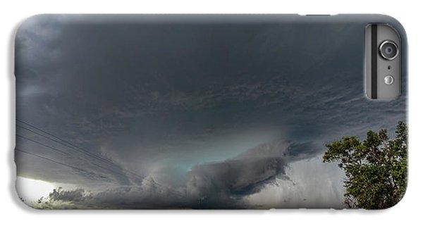 Nebraskasc iPhone 6 Plus Case - Storm Chasin In Nader Alley 008 by NebraskaSC