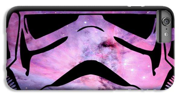 Han Solo iPhone 6 Plus Case - Storm Trooper Nebula by Filip Hellman
