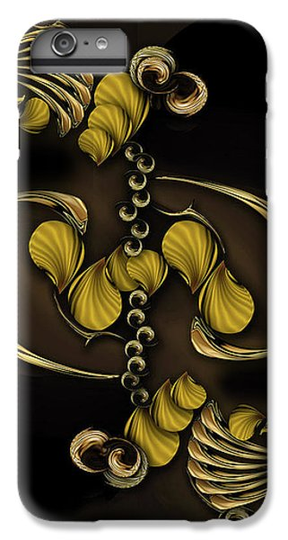 iPhone 6 Plus Case -  The Perceptive Emotion by Carmen Fine Art