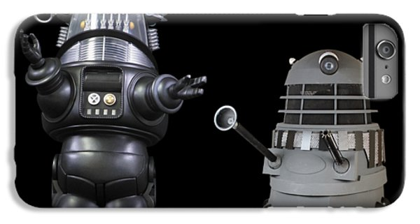 Han Solo iPhone 6 Plus Case - These Aren't The Droids You're Looking For by Filip Hellman