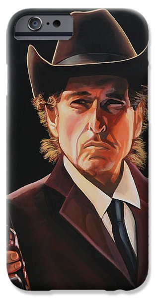 Bob Dylan 2 IPhone 6s Case