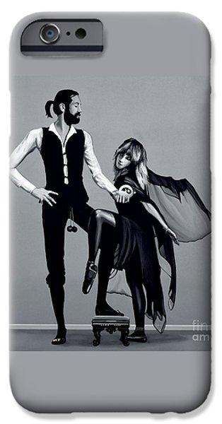 Fleetwood Mac IPhone 6s Case by Meijering Manupix
